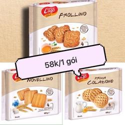 Bánh Gastone Lago Elledi 400g