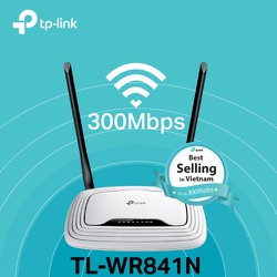 Router Wi-Fi Chuẩn N 300Mbps-Hãng phân phối chính thức
