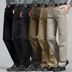 Quần kaki trung niên nam cao cấp + Tặng quần lót nam