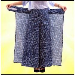 Váy chống nắng thiết kế dạng quần