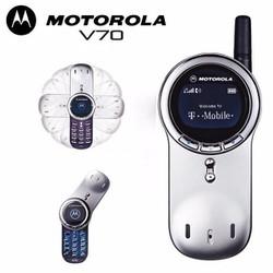 Điện Thoại Motorola V70- Điện thoại đẹp nhất mọi thời đại