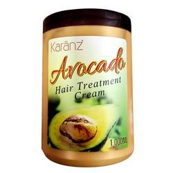 Kem hấp ủ bơ siêu mềm mượt phục hồi tóc hư tổn Karanz 1000ml