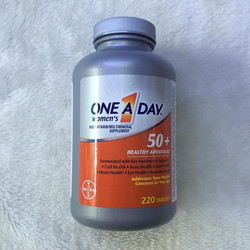 Vitamin One A Day For Women 50+