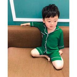 Bộ pijama mặc nhà cho bé trai và bé gái