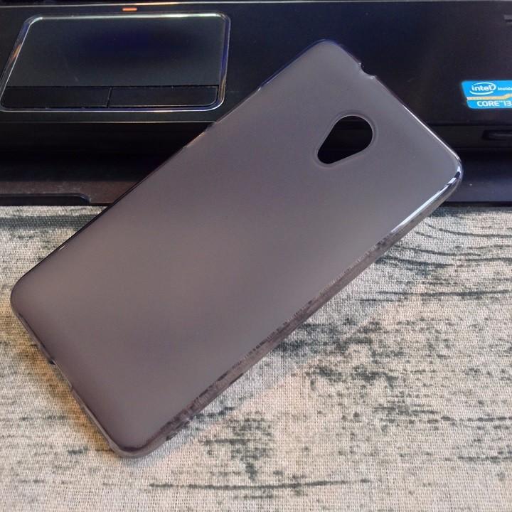 Ốp lưng Meizu M5S silicon 1