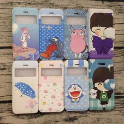 Bao da Iphone 5 5s họa tiết 3d