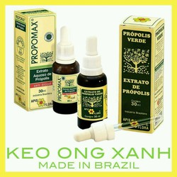 Keo Ong Xanh Made in Brazil