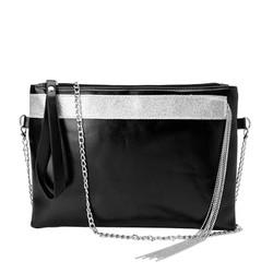 Túi Clutch Rosa Thời Trang TN04 màu đen