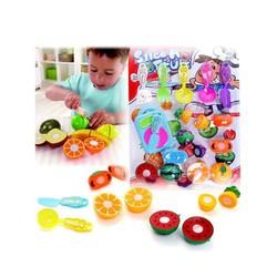 Bộ đồ chơi cắt trái cây vui nhộn cho bé