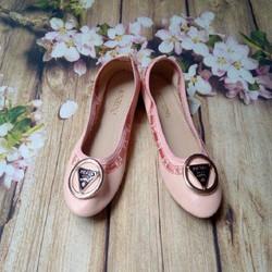 Giày búp bê cho bạn nữ - màu hồng cực xinh
