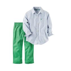Bộ quần áo bé trai cao cấp Carter Nhập Mỹ CA229G389