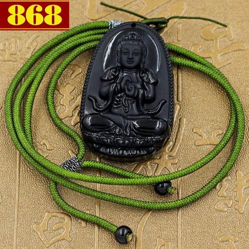 Vòng cổ Như lai Đại nhật 5 cm - Phật bản mệnh tuổi mùi, thân