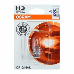 Bóng đèn ô tô Osram H3