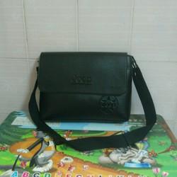 Túi da đeo ngang đựng laptop 14 inches
