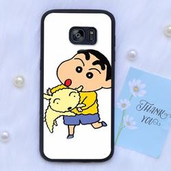 Ốp lưng điện thoại Samsung Galaxy S7 Edge hình Shin
