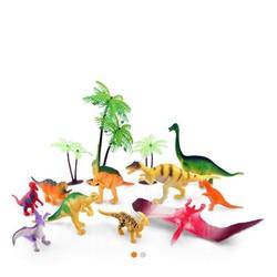 Bộ sưu tập mô hình khủng long xinh xắn cho bé