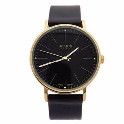 Đồng hồ nam JULIUS Hàn Quốc dây da JU1005