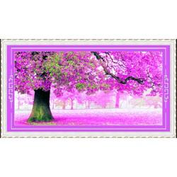Tranh đá cây tình yêu - chưa đính