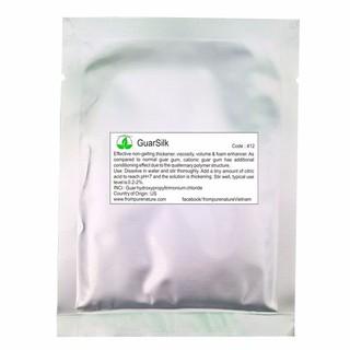 Guar Hydroxypropyltrimonium Chloride 100g - chăm sóc da và tóc - 412100 thumbnail