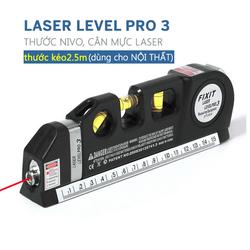 Thước căn mực Laser đa năng