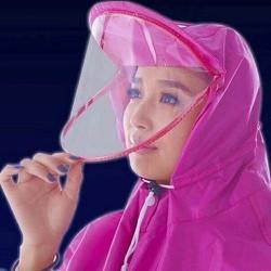 Áo mưa có kính che mặt an toàn 0978.08.28.11