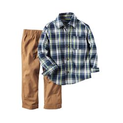 Bộ quần áo bé trai cao cấp Carter Nhập Mỹ CA229G253