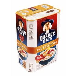 Bột Yến Mạch Quaker Nguyên Chất Của Mỹ