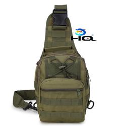 Túi đeo chéo trước ngực phong cách quân đội Mỹ HQ 81TU28 2 oliu