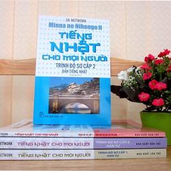 Giáo trình Minnano nihongo Sơ cấp 2 Bản tiếng Nhật