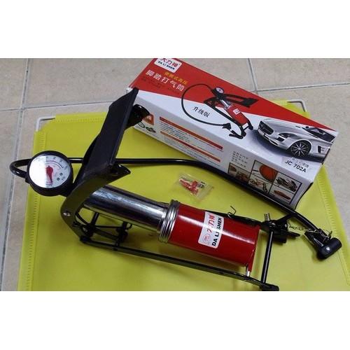Bơm hơi đạp chân xe máy, xe đạp - 5061331 , 6621207 , 15_6621207 , 159000 , Bom-hoi-dap-chan-xe-may-xe-dap-15_6621207 , sendo.vn , Bơm hơi đạp chân xe máy, xe đạp