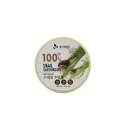 Gel dưỡng da ốc sen ECOSY 100 Snail Soothing Gel 300 ml