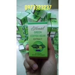 coffee giảm cân green coffee