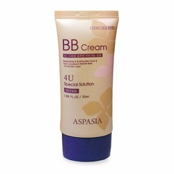 Kem nền Aspasia 4U Special BB Solution Cream Anti Wrinkle