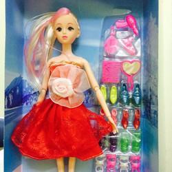 Búp Bê Barbie Có Khớp Giá Rẻ - Búp bê Elsa