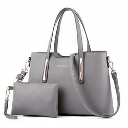 Bộ túi xách nữ kèm ví cao cấp