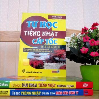 Tự học tiếng Nhật cấp tốc – Có tiếng Việt