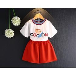 Sét vay COCO phong cách Hàn Quốc
