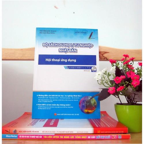 Bộ Sách Du Học Tu Nghiệp Nhật Bản – Hội Thoại Ứng Dụng – Song Ngữ - 5062016 , 6626083 , 15_6626083 , 89000 , Bo-Sach-Du-Hoc-Tu-Nghiep-Nhat-Ban-Hoi-Thoai-Ung-Dung-Song-Ngu-15_6626083 , sendo.vn , Bộ Sách Du Học Tu Nghiệp Nhật Bản – Hội Thoại Ứng Dụng – Song Ngữ