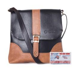 Túi đeo Ipad Huy Hoàng màu đen