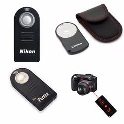 Remote cho các dòng máy ảnh - Điều khiển từ xa