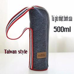 Túi Giữ Nhiệt Kiểu Đài Loan Dung Tích 500ml
