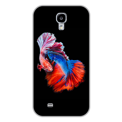 Ốp lưng Samsung Galaxy S4 - Fish Couple