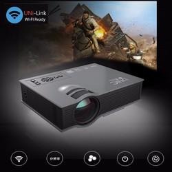 Máy chiếu mini UNIC UC46 Full Hd Wifi Led