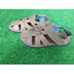 Giày sandan da nam Long Thành