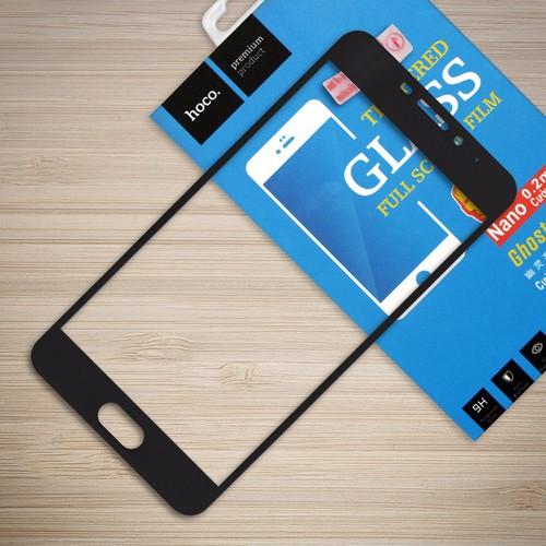 Kính cường lực Meizu M5 Note Full LCD Hoco đen