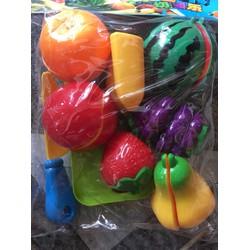 Bộ đồ chơi trái cây cắt
