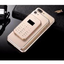 Điện thoại mini Aiek X8 siêu nhỏ 2018 - Vàng Gold