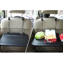 Bàn đa năng treo sau ghế ô tô