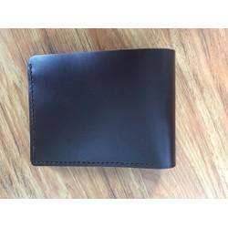 Bóp ví da bò xịn bền và độc đáo làm thủ công hoàn toàn