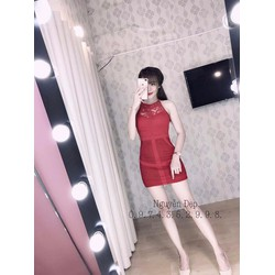ĐẦM BODY PHỐI REN SO HOT
